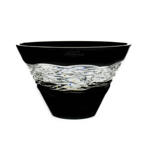 Noir Crystal Fruit Bowl - The Crystal Wonderland