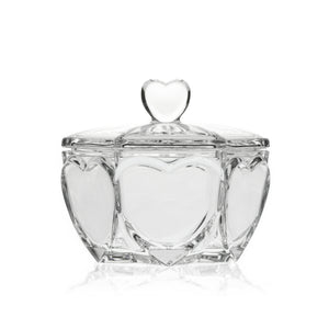 Sweetheart Crystal Bowl - The Crystal Wonderland - 1