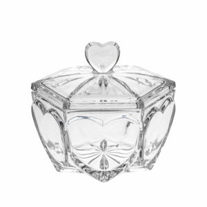 Sweetheart Crystal Bowl - The Crystal Wonderland - 2