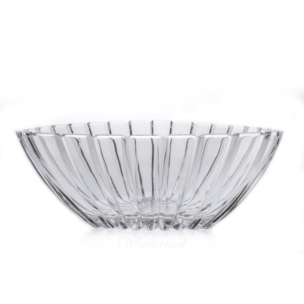 Triangle Crystal Cut Bowl - The Crystal Wonderland - 2