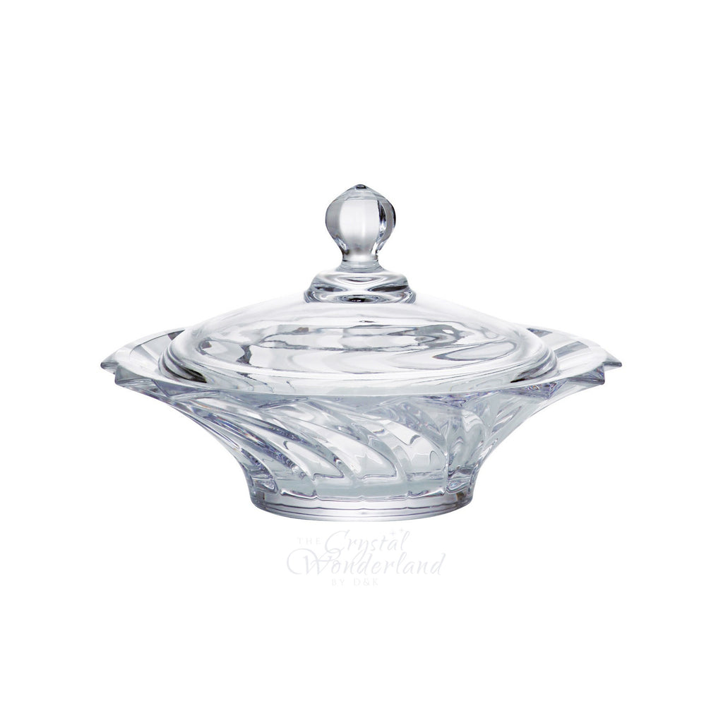 Serena Glass Candy Bowl - The Crystal Wonderland