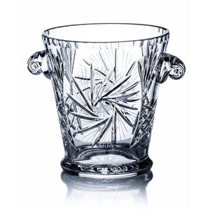 Champagne Glasses - Starlet Crystal Champagne Bucket