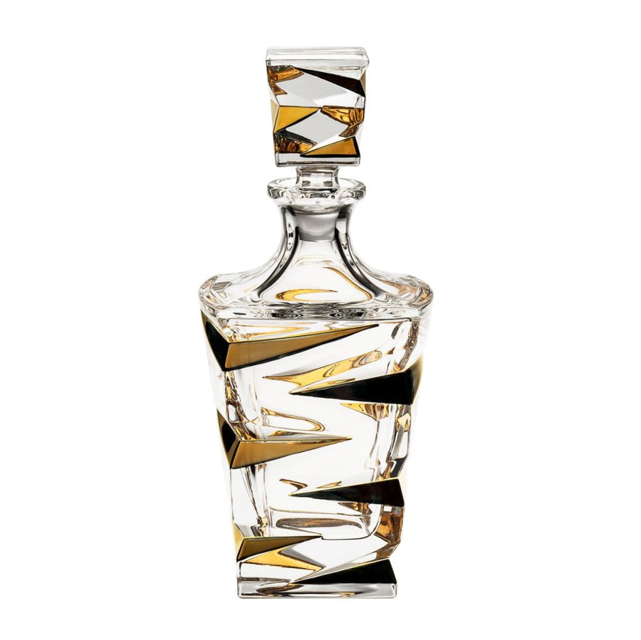 Decanters - Golden Age Crystal Decanter