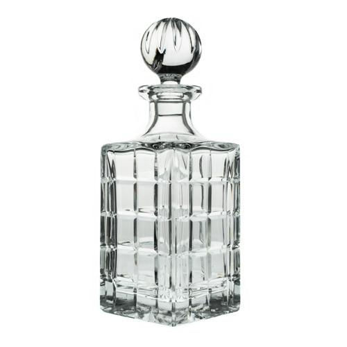 Decanters - Squares Fine Crystal Decanter
