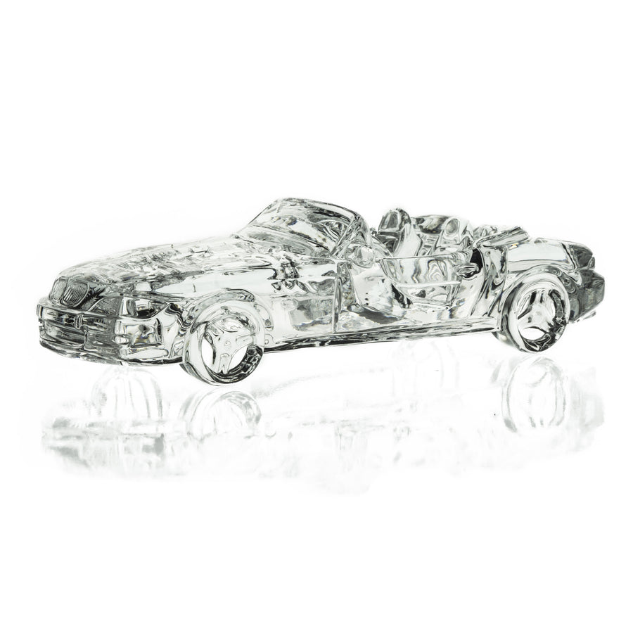 BMW Crystal Car Figurine - The Crystal Wonderland