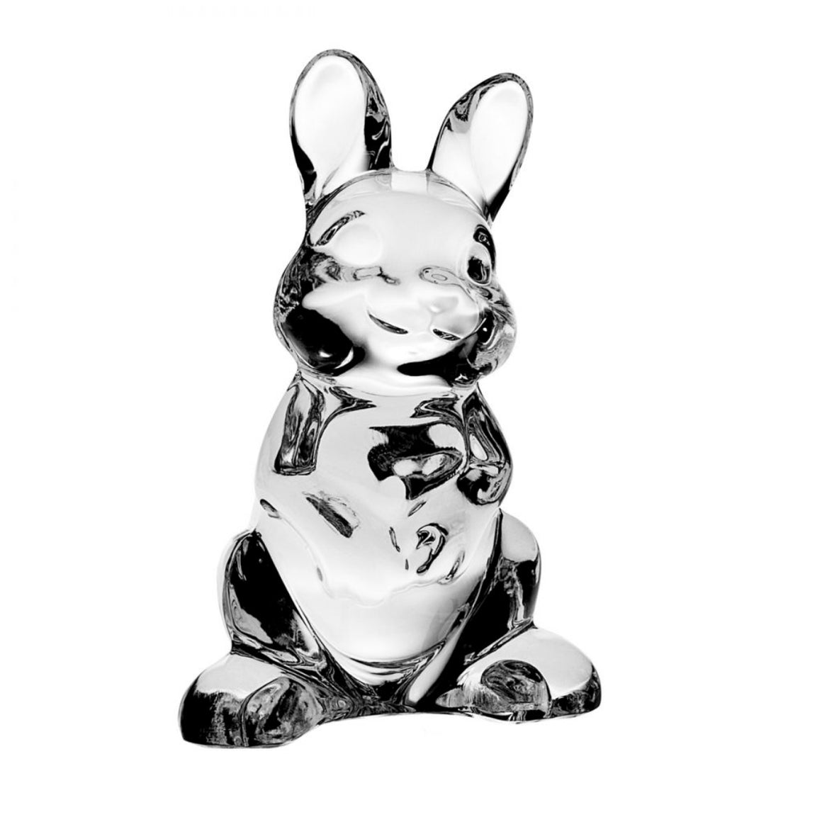Figurines - Bunny Rabbit Crystal Figurine