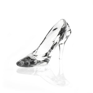 Crystal Shoe Figurine