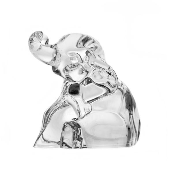 Figurines - Crystal Elephant Figurine