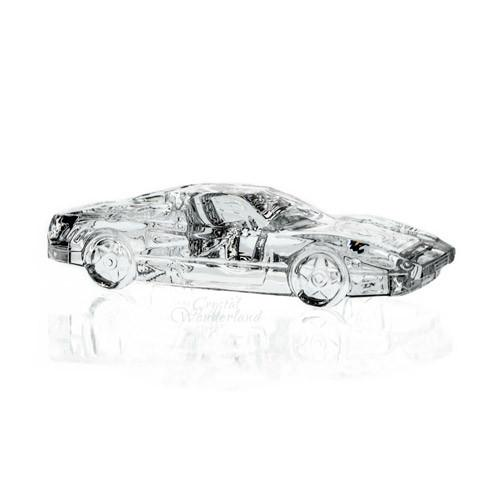 Figurines - Ferrari Crystal Car Figurine