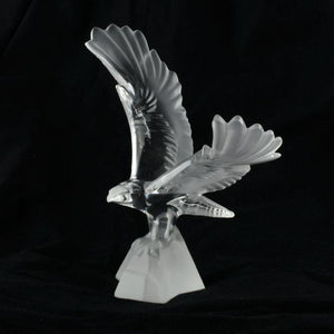 Figurines - Flying Eagle Crystal Figurine