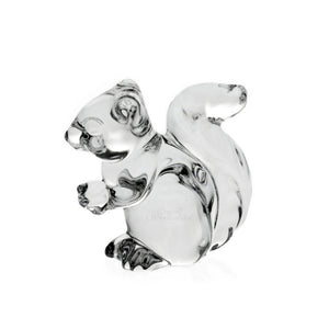 Squirrel Crystal Figurine - The Crystal Wonderland