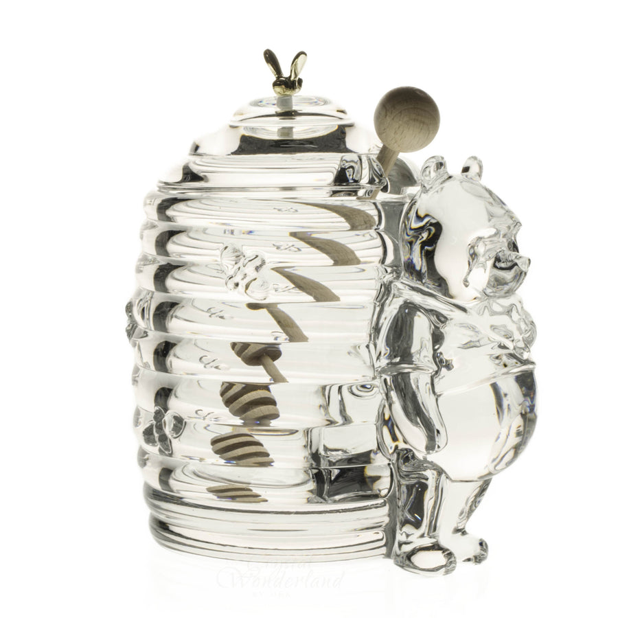 Pooh Crystal Honey Jar - The Crystal Wonderland