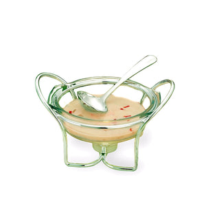 Sauce Warmer with Ladle - The Crystal Wonderland - 2