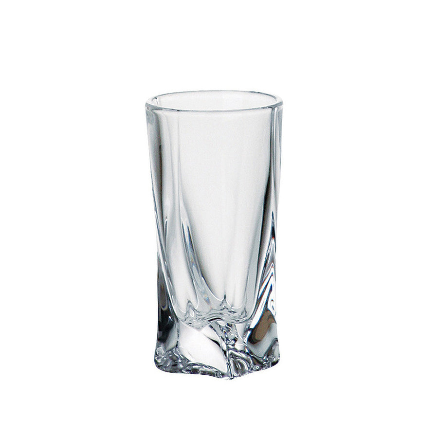 Calypso Shot Glasses, Set of 6 - The Crystal Wonderland