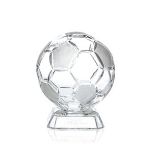 Crystal Soccer Ball