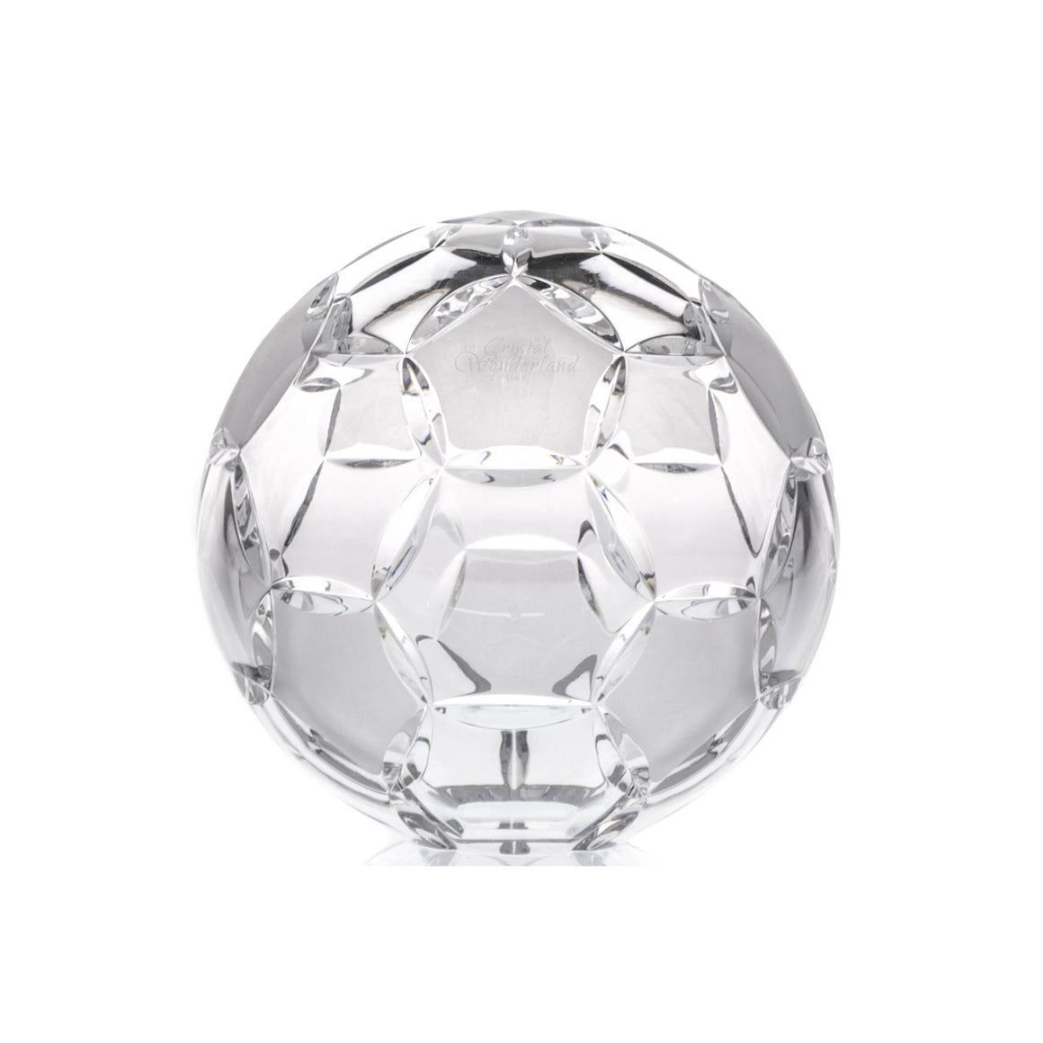 Small Crystal Soccer Ball - The Crystal Wonderland - 1