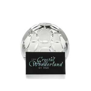 Small Crystal Soccer Ball - The Crystal Wonderland - 2