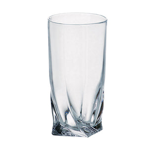 Calypso Iced Beverage Glasses, Set of 6 - The Crystal Wonderland