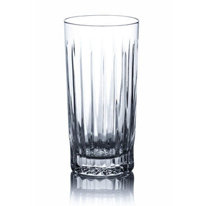 Stemless Glasses - Joy Crystal Beverage Glasses, Set Of 6