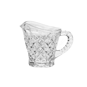 Small Crystal Milk Jug - The Crystal Wonderland