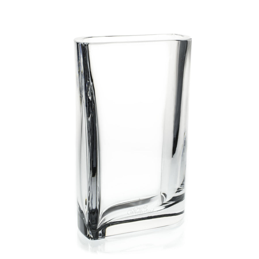 Crystal Clear Flower Vase - The Crystal Wonderland - 1