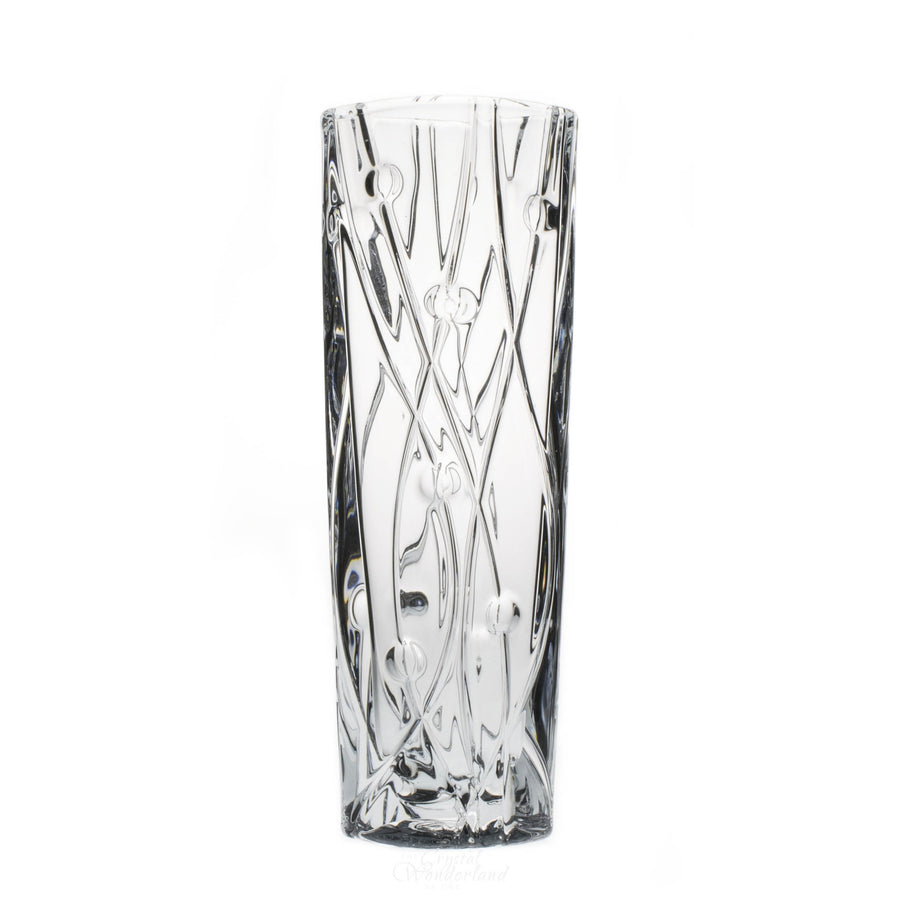 Lachina Glass Vase - The Crystal Wonderland - 1