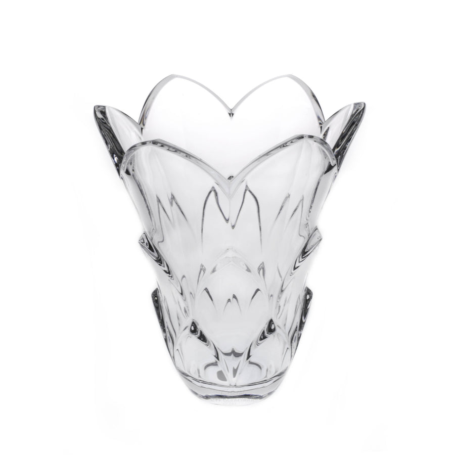 Lisa Mori Crystal Bud Vase - The Crystal Wonderland - 1