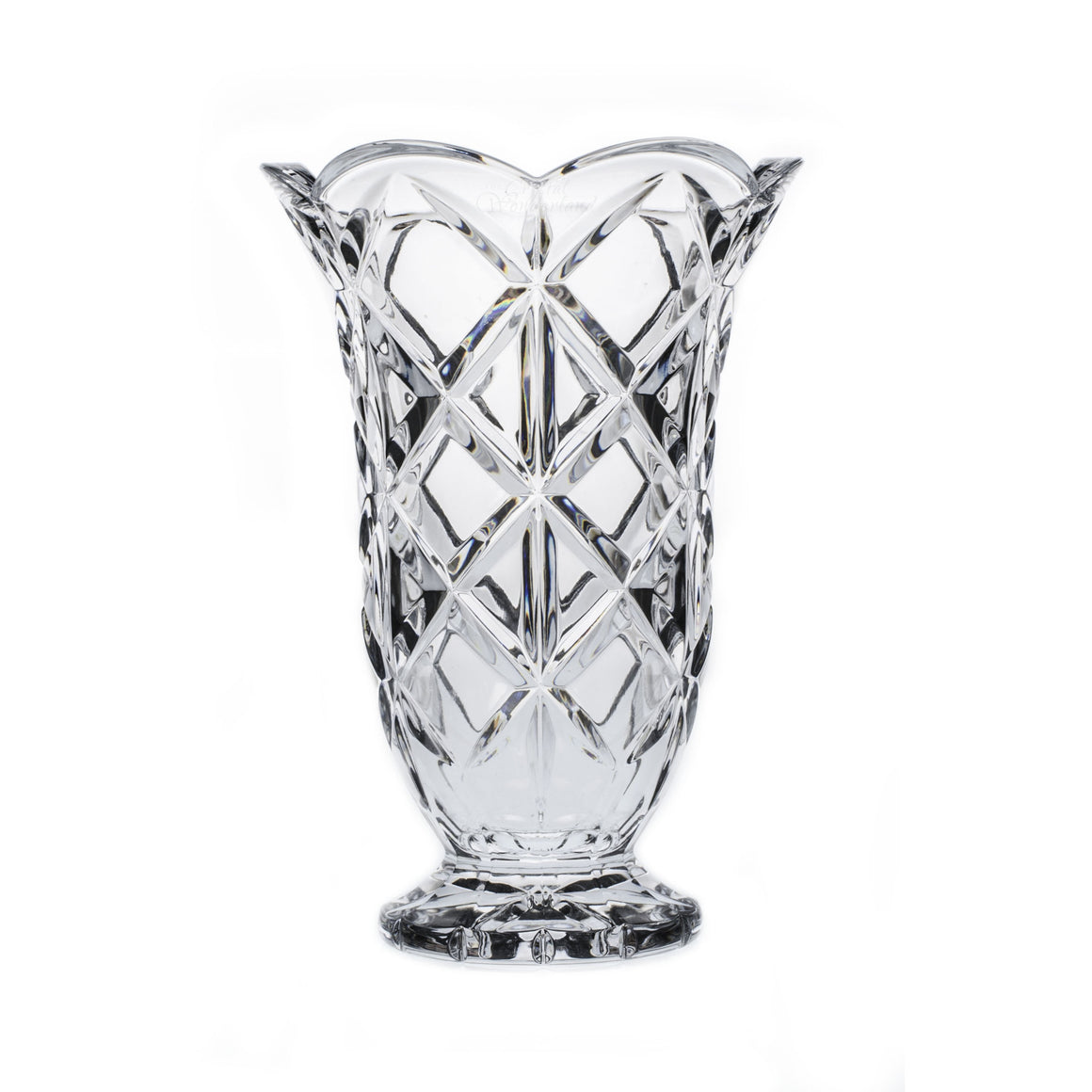 Malai Crystal Vase - The Crystal Wonderland - 1