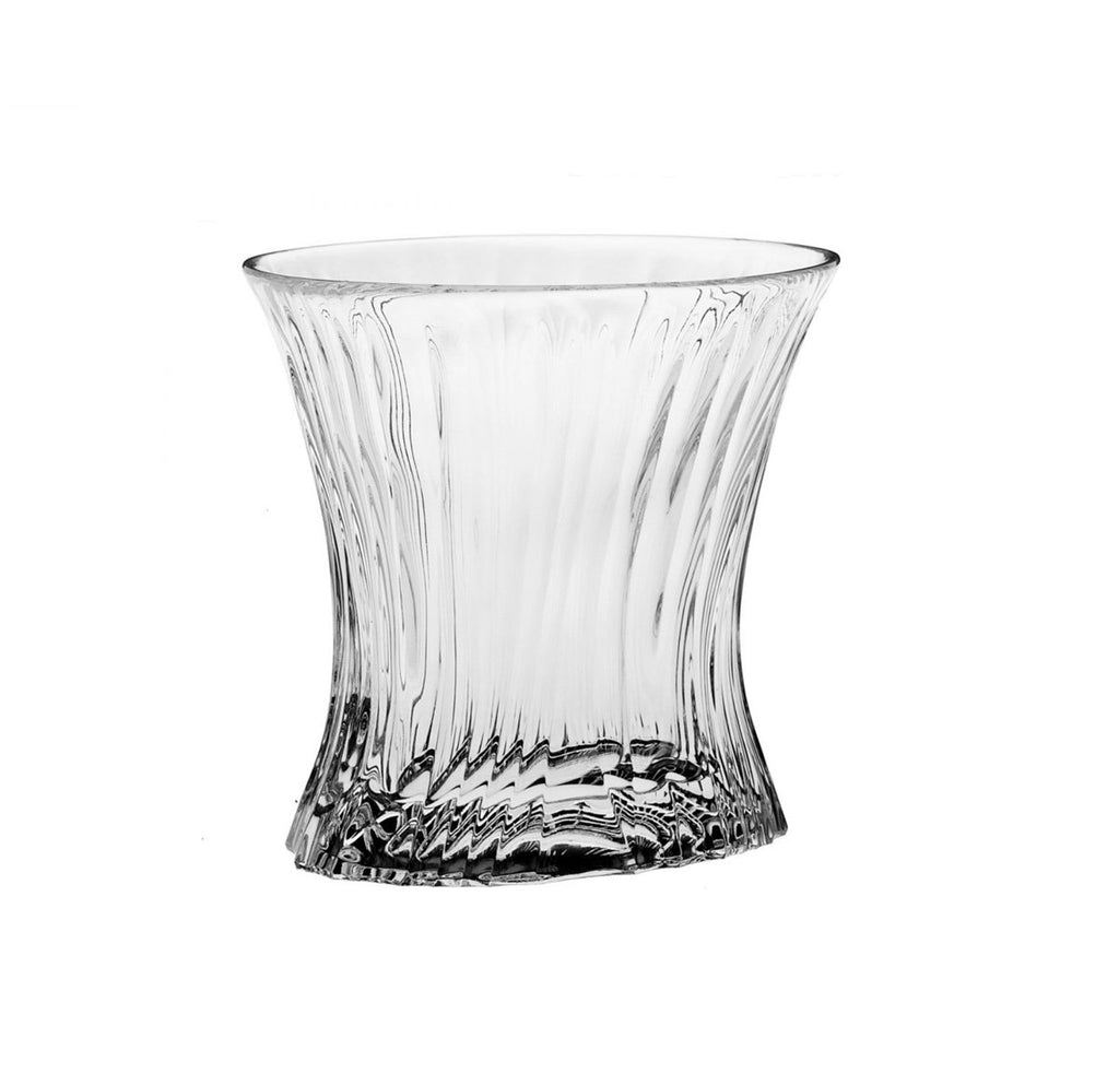 Whiskey Glasses - Bissaren Crystal Whiskey Tumblers, Set Of 6