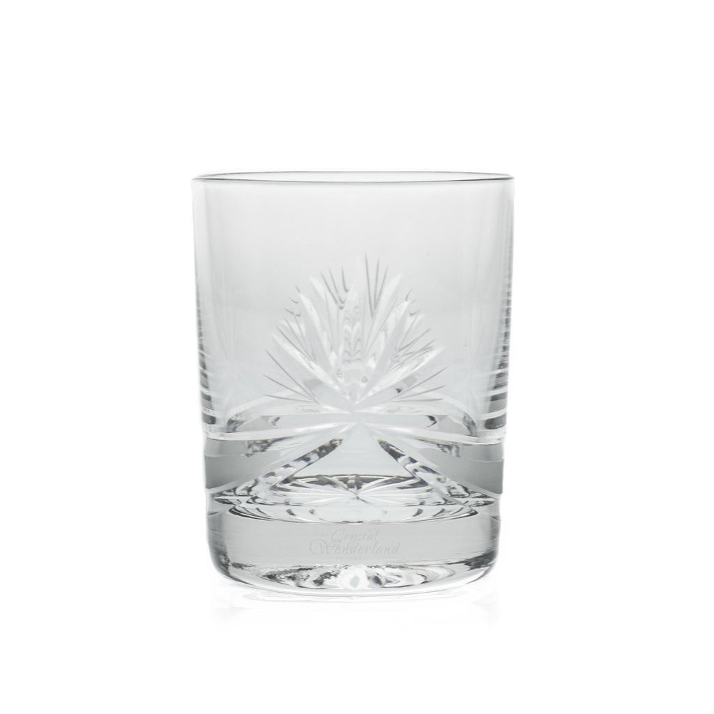 Olymp Crystal Cut Vodka Glasses, Set of 6 - The Crystal Wonderland