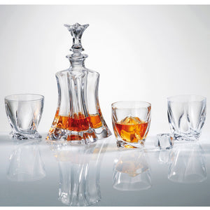 Whiskey Glass Set Decanter