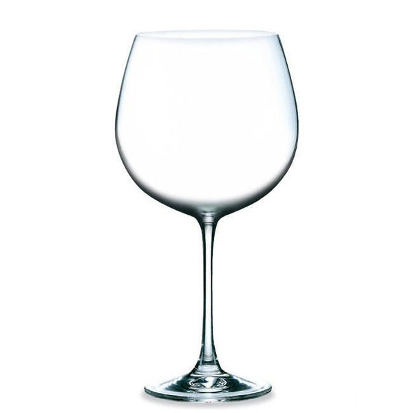 Wine Glasses - Olivia Red Wine Glasses, Pair