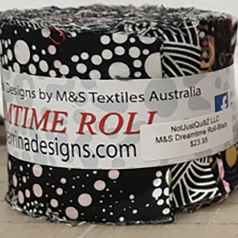 "Dreamtime 2 ½""  Jelly Rolls-40"