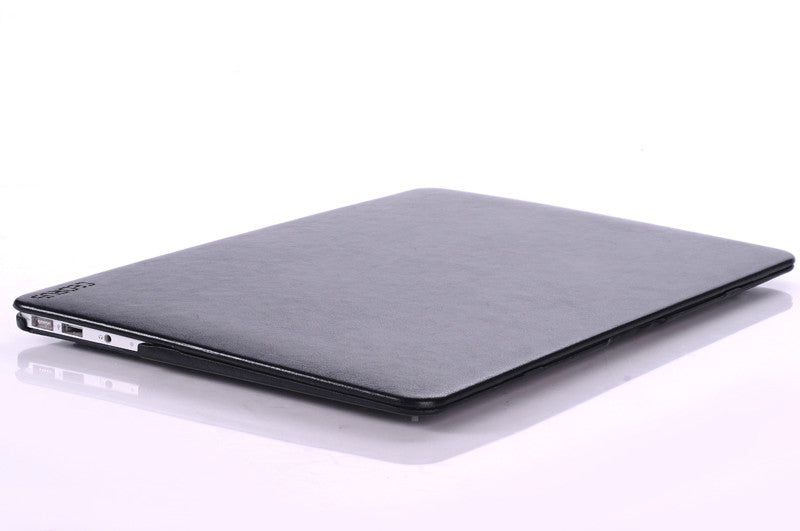 low priced 4a227 3258a Macbook Air Case 13-inch Faux Leather (2017 and Older)