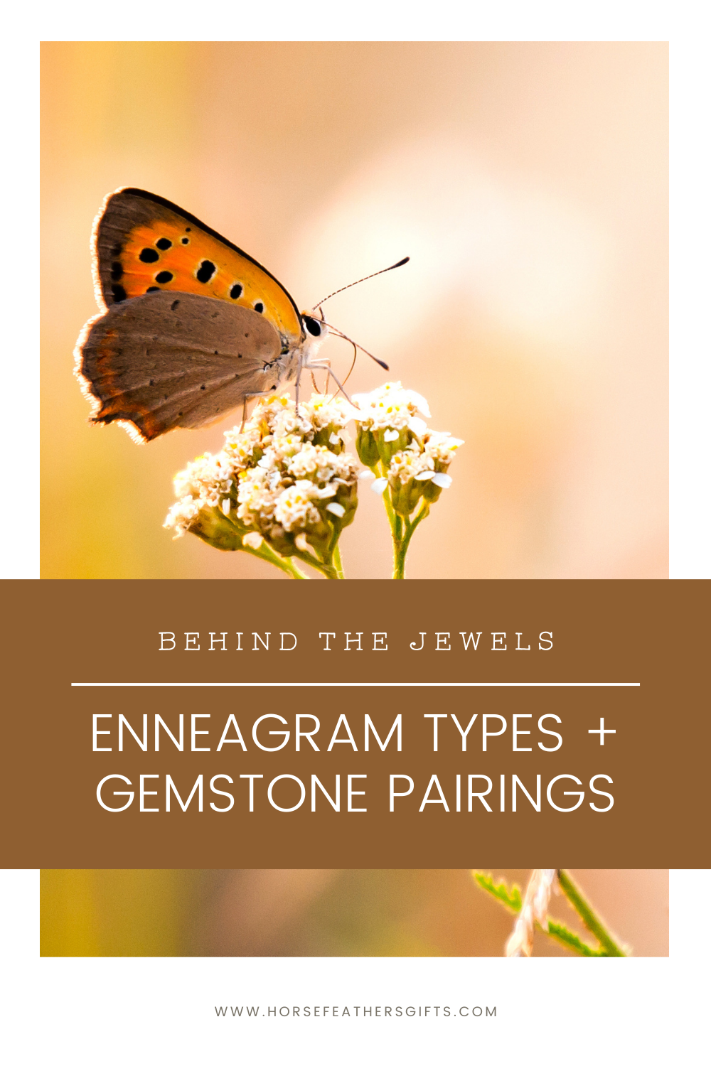 gemstones and the enneagram