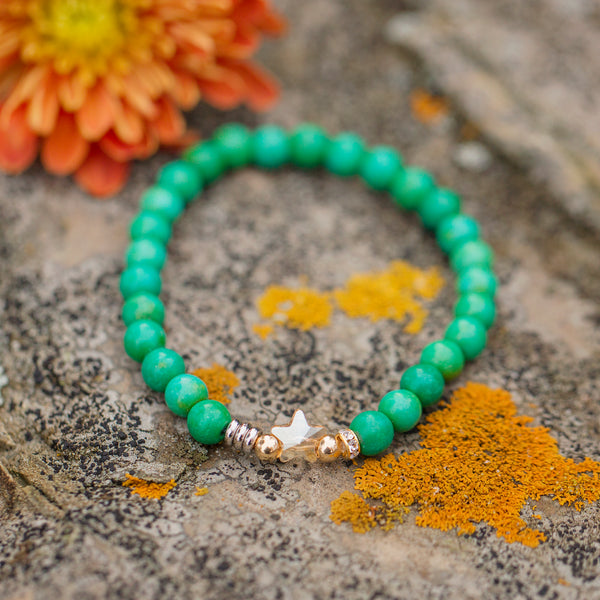 In The Stars | Gemstone Zodiac Bracelet
