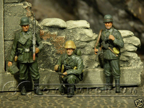 """BRAND NEW"" JUST IN! Dragon 1:35 German Soldier Set Stalingrad (3 Figure Set)"