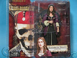 """BRAND NEW"" JUST IN Series # 3 Pirates of the Caribbean Figures (4 Figure Set) MIB"