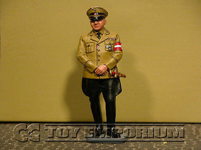 "RETIRED King & Country 1:30 ""Berghof Collection"" Deluxe Bakler Von Schirach (1)"