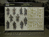 """BRAND NEW"" Master Box Models 1:35 Scale Deluxe WWII ""German - Cold Wind"" Model Kit"