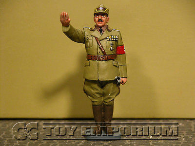 """RETIRED"" King & Country 1:30 ""Berlin 38' Series"" Deluxe Konstantin Hierl Figure"