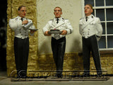 """RETIRED"" King & Country 1:30 ""Berghof Collection"" Deluxe Berghof Waiter Set (3 Figure Set)"