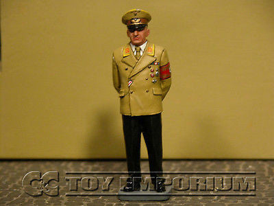 """RETIRED"" King & Country 1:30 ""Berlin 38' Series"" Deluxe Doctor Robert Ley Figure"