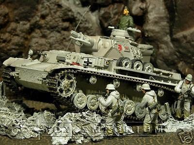 """RETIRED""  Forces Of Valor 1:32 - WWII German Panzer IV Ausf F - 1941"
