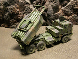 """RETIRED"" & BRAND NEW Forces Of Valor US M142 High Mobility Artillery Rocket System Vehicle"