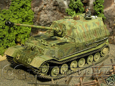 """RETIRED"" Forces Of Valor 1:32 Scale WWII German Elefant Tank - Italy 1944'"