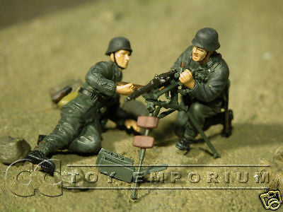 """BRAND NEW"" JUST IN! Dragon 1:35 German MG-42 Machine Gun Set (2 Figure Set)"