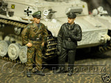 """BRAND NEW"" Just In! Dragon 1:35 German Tiger Aces Soldier Set (2 Figure Set)"