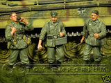 """BRAND NEW"" JUST IN! Dragon 1:35 German Wehrmacht Soldier Set (3 Figure Set)"