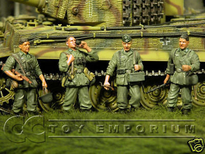 """BRAND NEW"" JUST IN! Dragon 1:35 German Wehrmacht Soldier Set (4 Figure Set)"